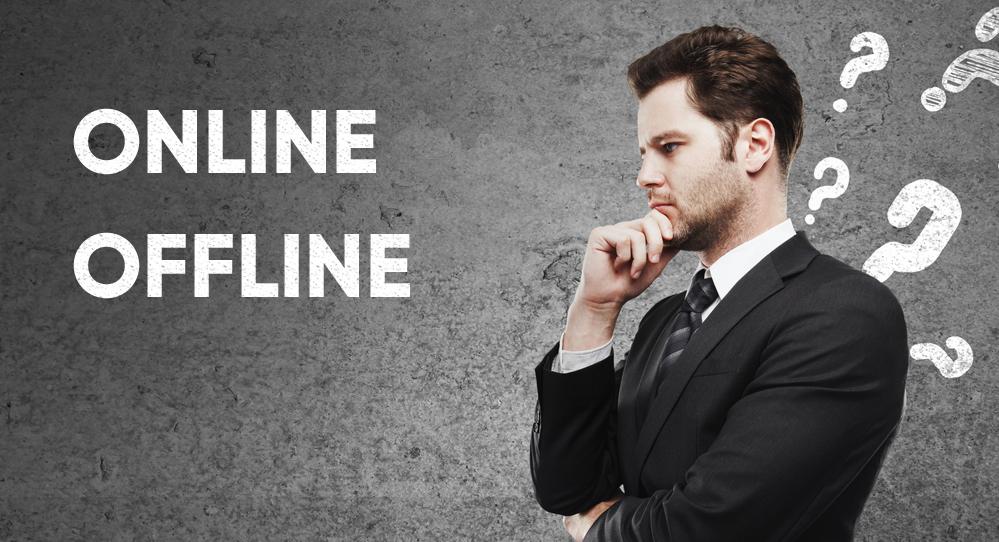 Сравнение online и offline систем контроля